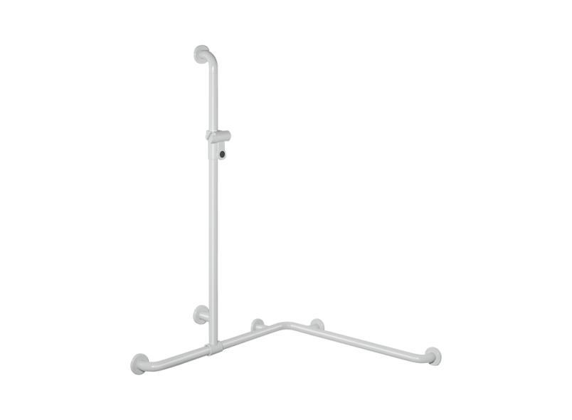 barre de maintien hewi pour douche avec barre support. Black Bedroom Furniture Sets. Home Design Ideas