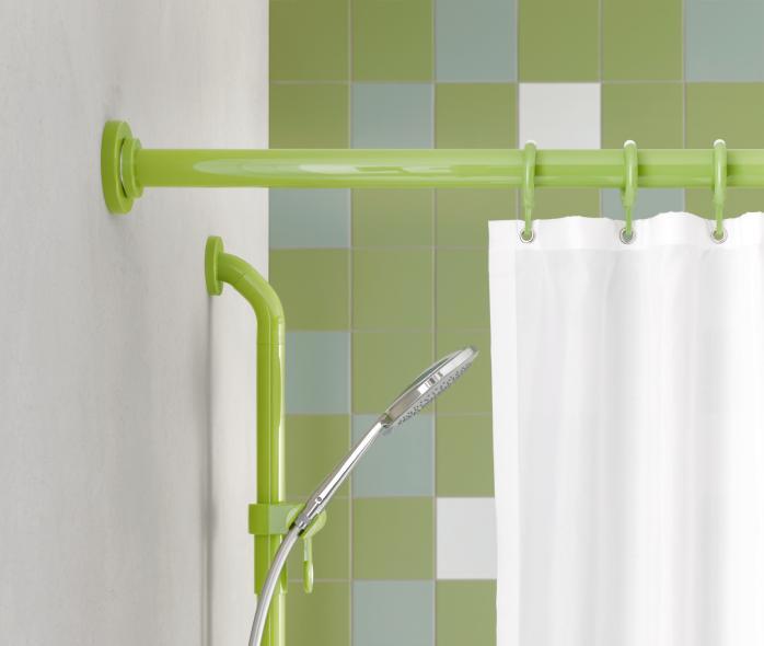 hewi shower curtain rail 801 34 99400